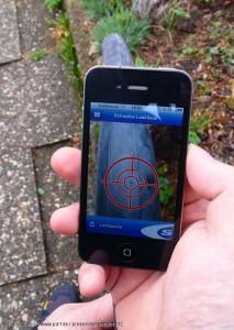 iPhone App gegen platte Reifen - Quelle/Source [´www.pd-f.de / pressedienst-fahrrad´]